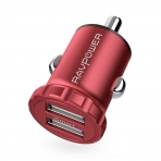 RAVPower İkili USB Mini Araç Şarj Cihazı