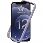 RhinoShield iPhone 12 Pro Max CrashGuard NX Bumper Kılıf (MIL-STD-810G)-Lavender
