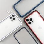 RhinoShield iPhone 12 Pro Max CrashGuard NX Bumper Kılıf (MIL-STD-810G)-Pink