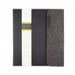 Rocketbook Akıllı Defter Folio (Executive Size)-Dark Matter Black