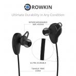 Rowkin Pulse Kablosuz Kulak İçi Kulaklık-Black