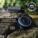 SCOSCHE BoomBuoy Suya Dayanıklı Bluetooth Hoparlör-Black