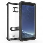 SPARIN Samsung Galaxy S8 Plus Su Geçirmez Kılıf (MIL-STD-810G)