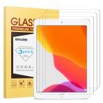 SPARIN iPad Temperli Cam Ekran Koruyucu (10.2 inç)(2019)(3 Adet)