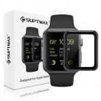 SUPTMAX Apple Watch Seri 2 Cam Ekran Koruyucu (42 mm)