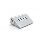 Satechi 4 Bağlantılı USB 3.0 Alüminyum Hub Adaptör