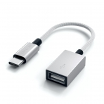 Satechi Alüminyum Type-C USB 3.1 to Type A USB Adaptör