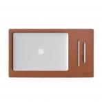 Satechi 24 inç x 14 inç v2.0 Masa Yüzey Koruma Matı-Orange