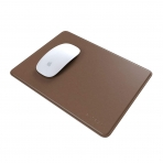 Satechi Deri Mouse Pad-Dark Brown