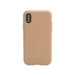 Sonix Apple iPhone X Deri Kılıf ve Cam Ekran Koruyucu (MIL-STD-810G)