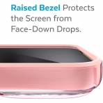 Speck iPhone 13 Pro Max GemShell Serisi Kılıf (MIL-STD-810G)-Pink Tint/Chiffon Pink