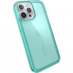 Speck iPhone 13 Pro Max GemShell Serisi Kılıf (MIL-STD-810G)-Fantasy Teal/Pool Teal