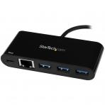 StarTech USB C Ethernet Hub Adaptör