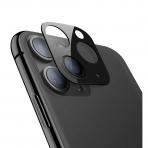 Supcase iPhone 11 Pro ve iPhone 11 Pro Max Kamera Lensi Koruyucu (2 Paket) (Siyah)