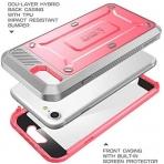 Supcase iPhone SE Unicorn Unicorn Beetle Pro Serisi Kılıf (2.Nesil)-Pink