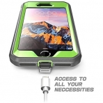 Supcase iPhone SE Unicorn Unicorn Beetle Pro Serisi Kılıf (2.Nesil)-Green