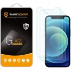 Supershieldz Apple iPhone 12 Mini Temperli Cam Ekran Koruyucu (3 Adet)