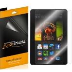 Supershieldz Kindle Fire Mat Ekran Koruyucu (3 Adet)