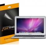 Supershieldz Macbook Air 11 inç Ekran Koruyucu Film (3 Adet)