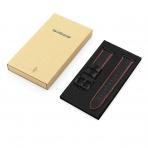 Swees Samsung Gear S3 Deri Kayış-Black
