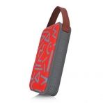 TRAKK HARMONY Bluetooth Bataryalı Hoparlör-Red