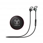TREBLAB J1 Bluetooth Kancalı Kulaklık-Black