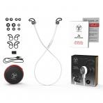 TREBLAB J1 Bluetooth Kancalı Kulaklık-White