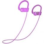 TREBLAB XR100 Bluetooth Kancalı Kulaklık-Pink
