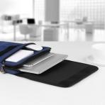 TXEsign Suya Dayanıklı Laptop Sırt Çantası (13-14 inç)-Blue