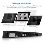 TaoTronics TT-SK15 Kablolu ve Kablosuz Bluetooth Ses Cihazı
