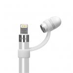 TechMatte Apple Kalem Kapağı/Lightning Koruyucu (4 Adet)