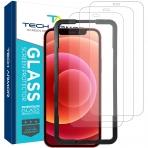 Tech Armor iPhone 12 Mini Balistik Cam Ekran Koruyucu(3 Adet)