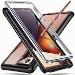 Temdan Samsung Galaxy Note 20 Ultra Şeffaf Korumalı Kılıf