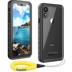 Temdan iPhone XR Su Geçirmez Kılıf (MIL-STD-810G)