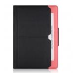Thankscase Apple iPad Pro Stand Kapak Kılıf (10.5 inç)-Black Coral Plus