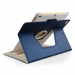 Thankscase Apple iPad Pro Stand Kapak Kılıf (10.5 inç)-Navy Rose Plus