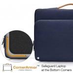 Tomtoc Laptop El Çantası (13 / 13.3 inç)-Dark Blue