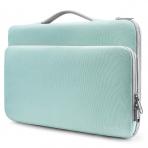 Tomtoc Laptop El Çantası (13 / 13.3 inç)-Light Blue