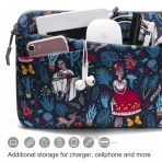 Tomtoc Macbook/Laptop El Çantası (13/13.3 inç)-Dazzling Blue