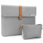 Tomtoc New Apple MacBook Pro Aksesuar Çantalı Taşıma Çantası (13 inç)