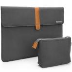 Tomtoc New Apple MacBook Pro Aksesuar Çantalı Taşıma Çantası (15 inç)