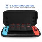 Tomtoc Nintendo Switch Taşıma Çantası-Black