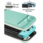 Tomtoc Nintendo Switch Taşıma Çantası-Green
