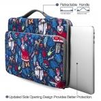 Tomtoc Laptop El Çantası (13 / 13.3 inç)-Dazzling Blue