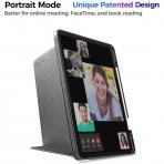 Tomtoc iPad Pro Kalem Bölmeli Kılıf (12.9 inç)-Black