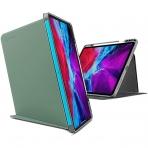 Tomtoc iPad Pro Kalem Bölmeli Kılıf (12.9 inç)-Cactus