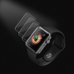 TopACE Apple Watch Series 4 Ekran Koruyucu Film (40mm) (3 Adet)