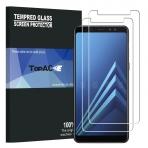 TopACE Samsung Galaxy A8 Cam Ekran Koruyucu (2 Adet)