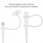 Tranesca Apple Pencil Kapak (3 Adet)