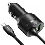 Tronsmart USB C Araç Şarj Cihazı